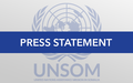 SRSG Keating condemns increased attacks against civilians