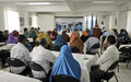 UN supports Somali stakeholder discussion on Beijing Platform for Action